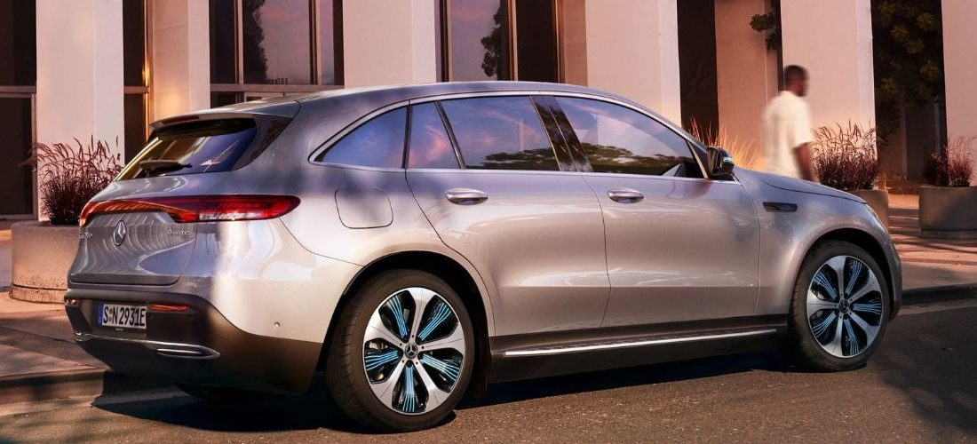 Mercedes : No shortage of batteries for EQC