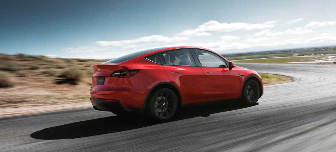 Pandemic pushes Tesla Model Y price down