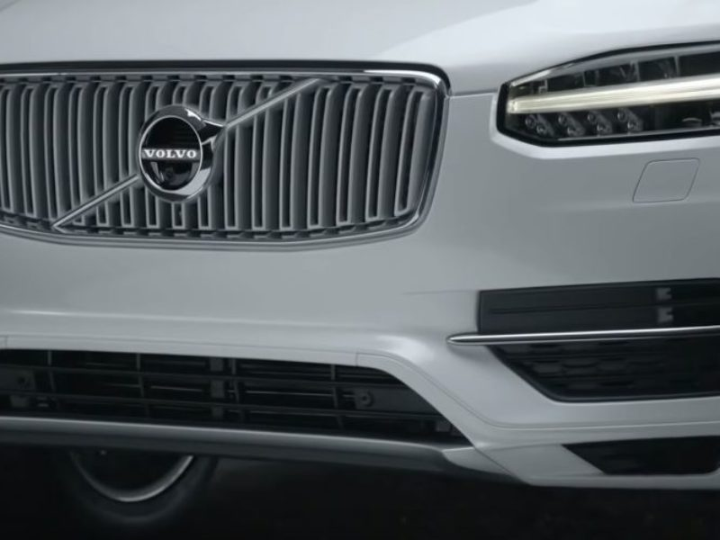Volvo prepares all-electric version of the XC90