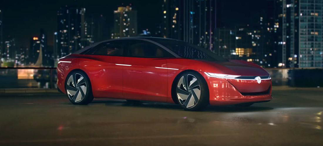 The future VW Passat may be full-electric