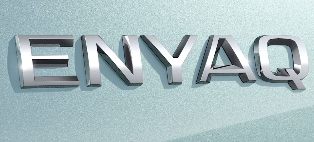 Skoda : The new electric SUV will be called ENYAQ