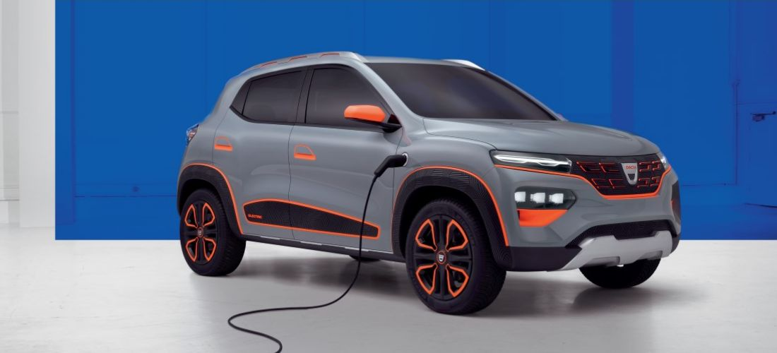 Spring Electric : Dacia unveils first electric car