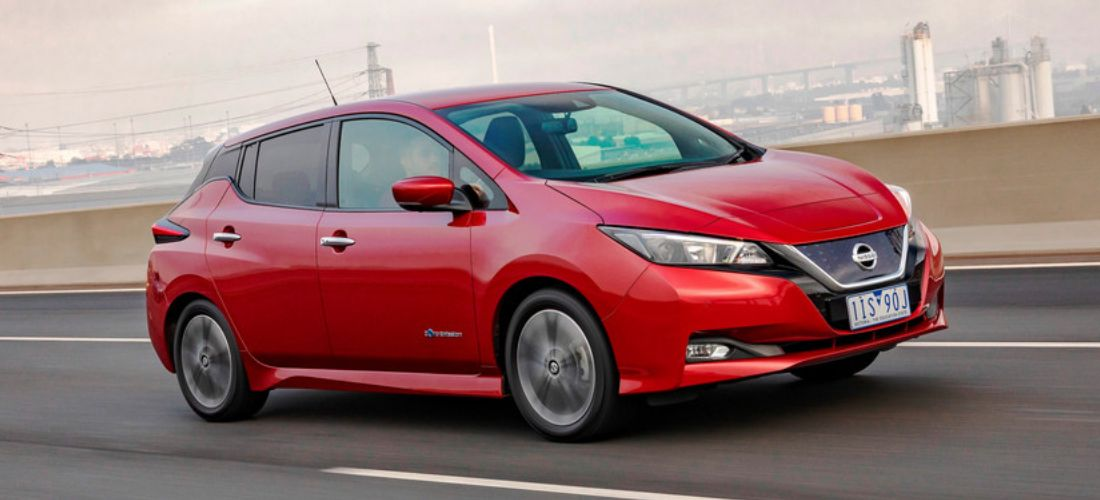 Nissan Leaf surpassed half a million units in 10 years