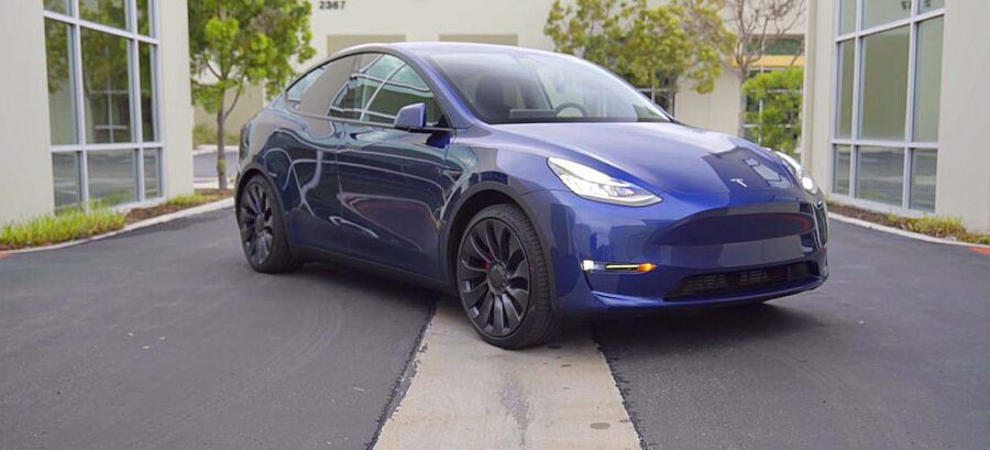 New Tesla Model Y Performance full review