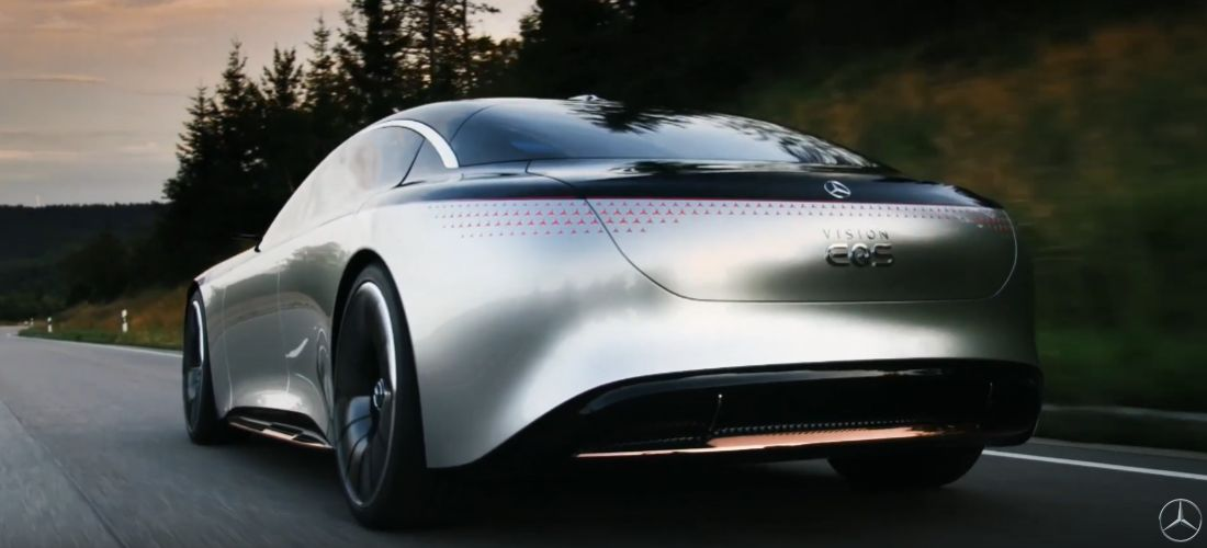 Mercedes EQS will be the first electric AMG?