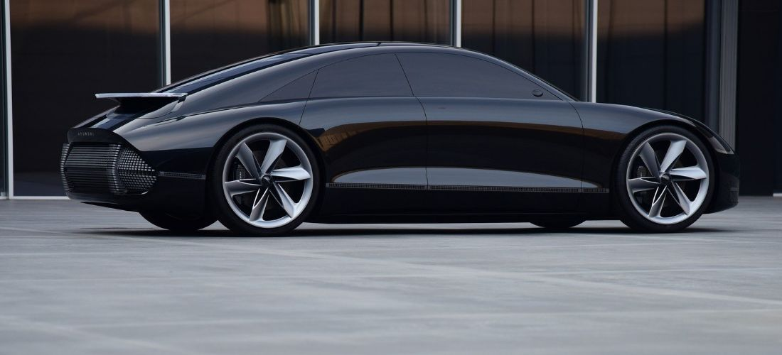 Hyundai Prophecy Concept designs the EVs future