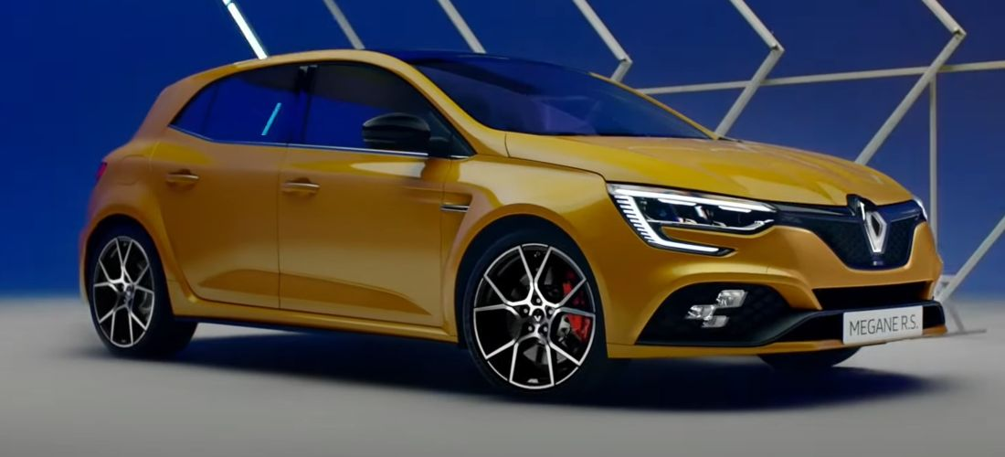 Renault : Possible replacement of Megane by electric model