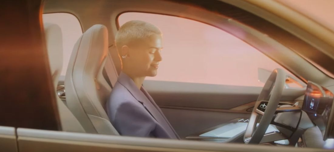 Watch BMW Concept i4 with Cajsa Wessberg