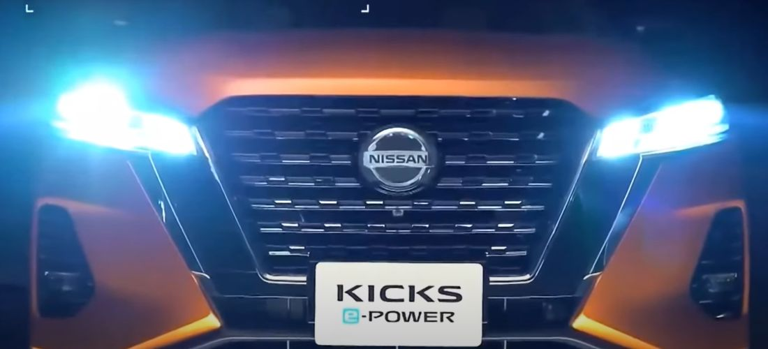 Nissan Kicks e-POWER SUV