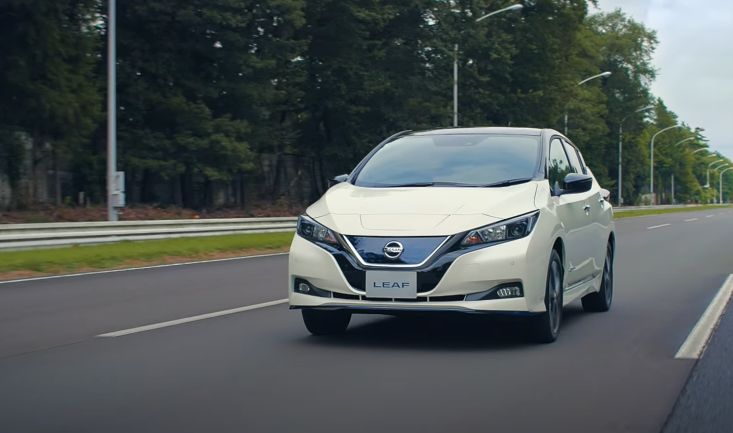 Top 5 best-selling electric cars
