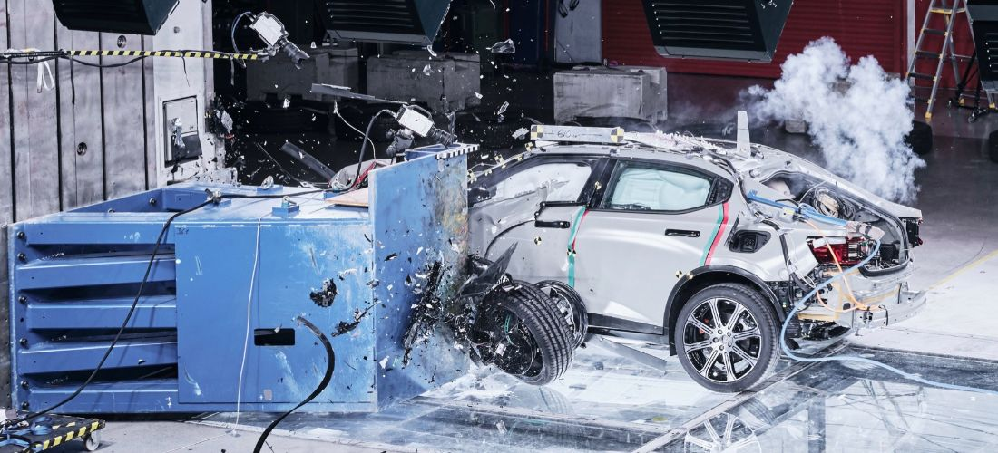 Safety is the top priority for Polestar