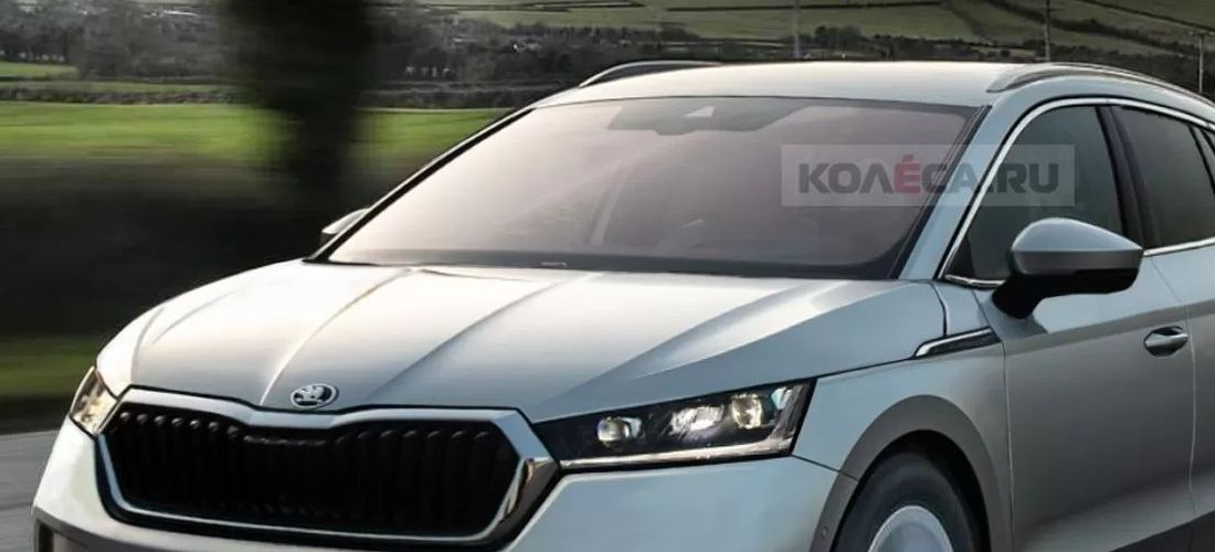 Watch Skoda Enyaq iV without camouflage