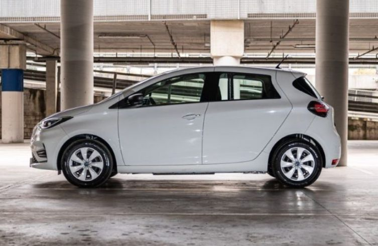 Renault ZOE for business