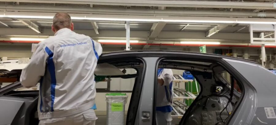 Only electric cars will produce the VW factory in Zwickau