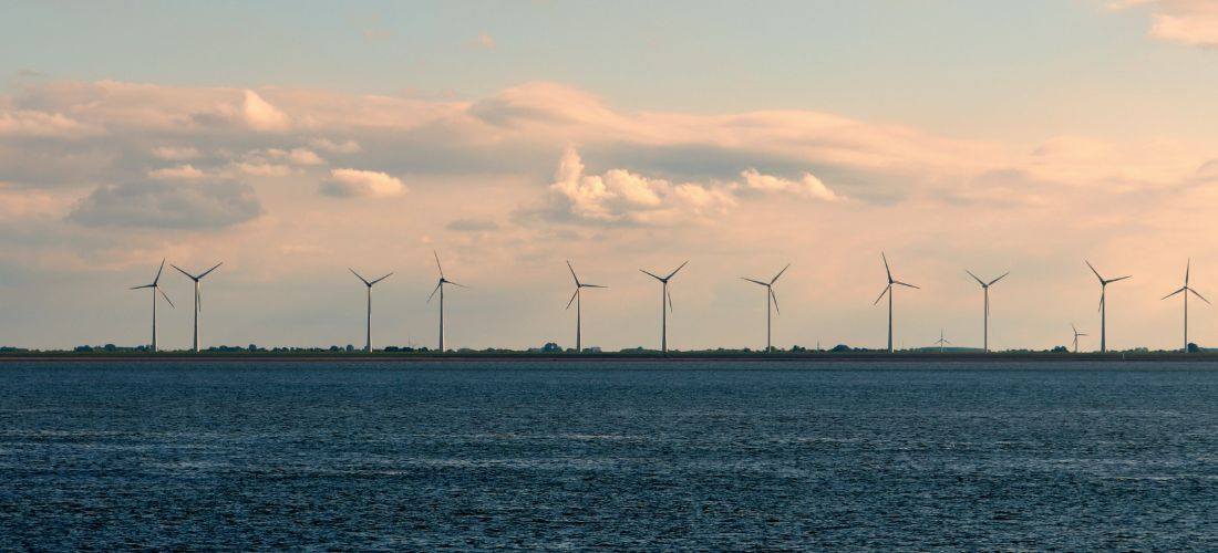 Offshore wind farm will electrify about 1 million households