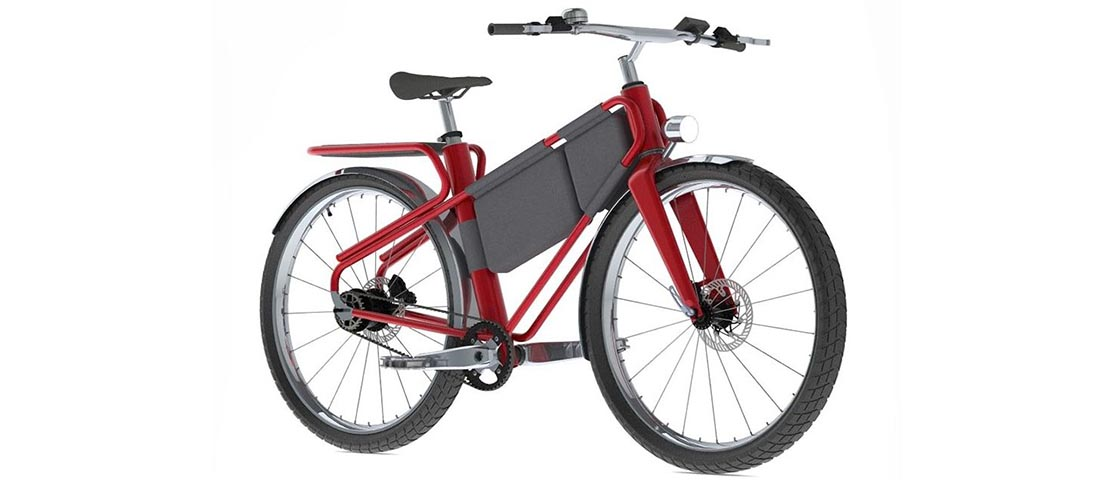 Lightweight affordable electric bike concept from Avial