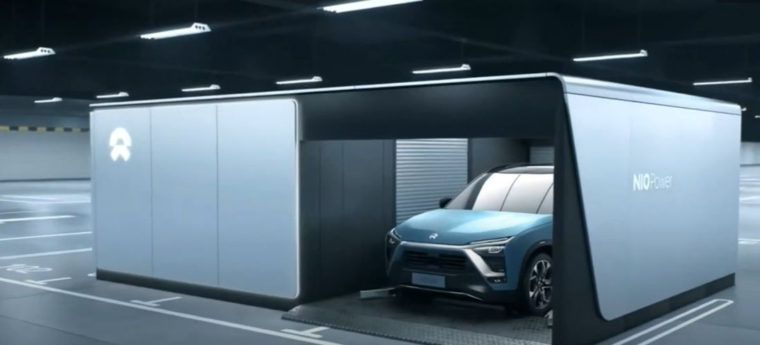 Separating battery buy proposed by NIO for cheaper EV