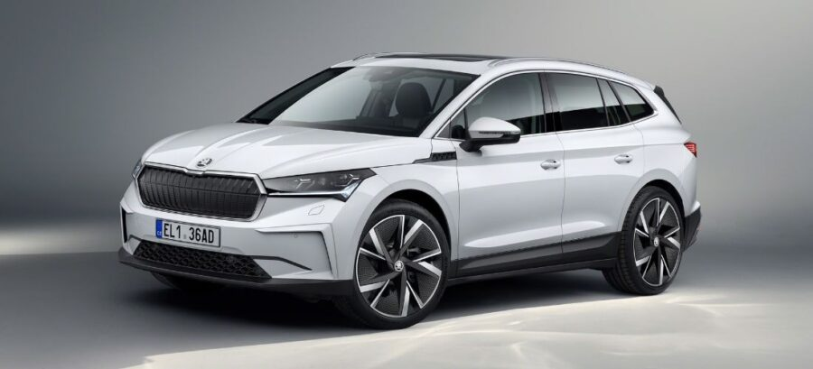 Official : Skoda Enyaq iV SUV with 510 km of range