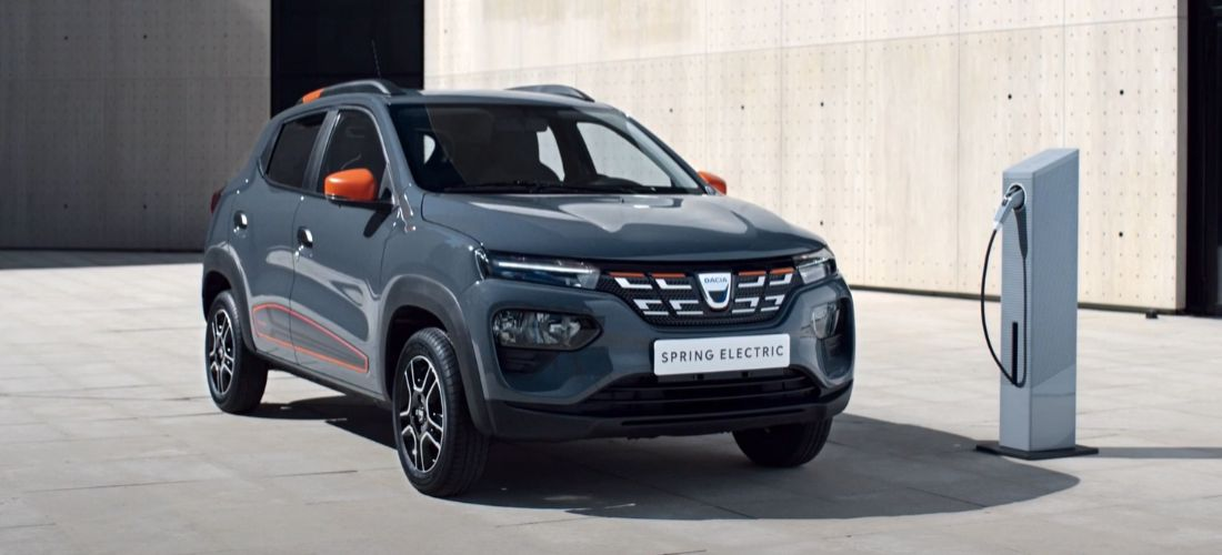 New Dacia Spring affordable EV SUV has been unveiled