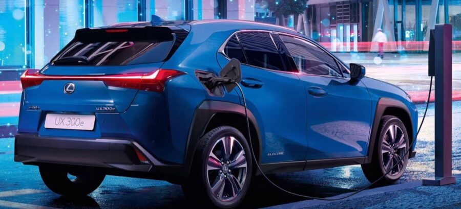 This Lexus EV offers huge warranty on the battery