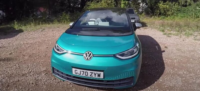 Is the VW ID.3 electric car better than a Golf ?