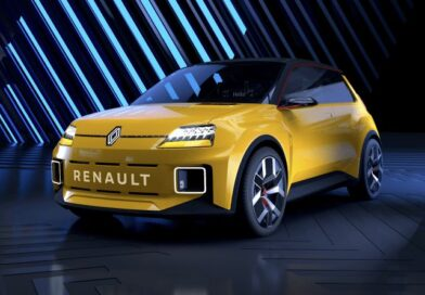 New Renault 5 concept revealed and is fully electric