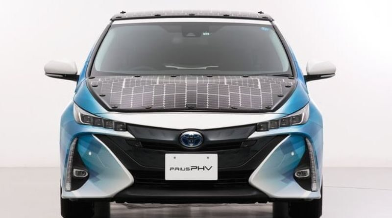 New Toyota Prius : It will be fully electric ?