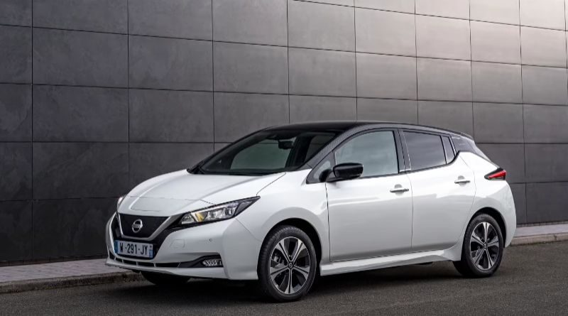 Nissan Leaf10 : New anniversary edition
