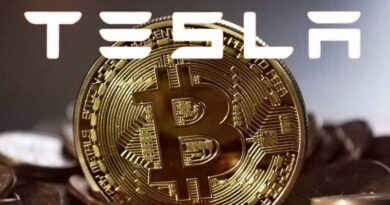 Tesla : More money from Bitcoin than from total sales