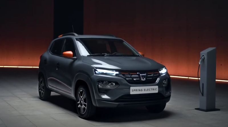 2021 Dacia Spring will bring electric mobility on the cheap!