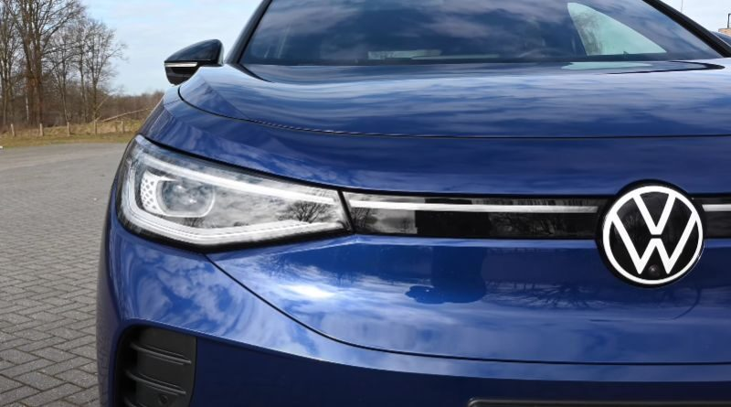 First impressions from new VW ID 4 electric SUV