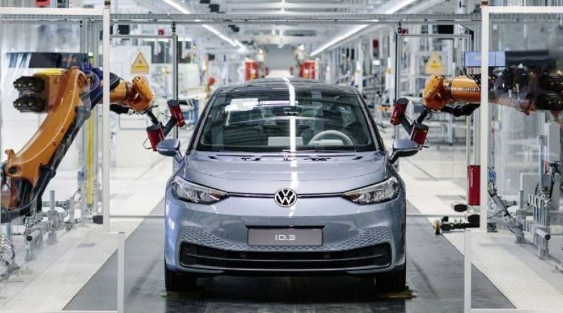 New EV model every year will launch the VW