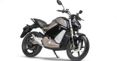Super Soco unveiled new electric city motorcycle