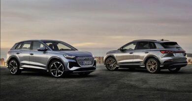 New Audi Q4 e-tron & Q4 Sportback e-tron revealed