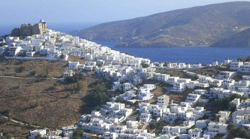 Astypalaia will become a model of green energy island