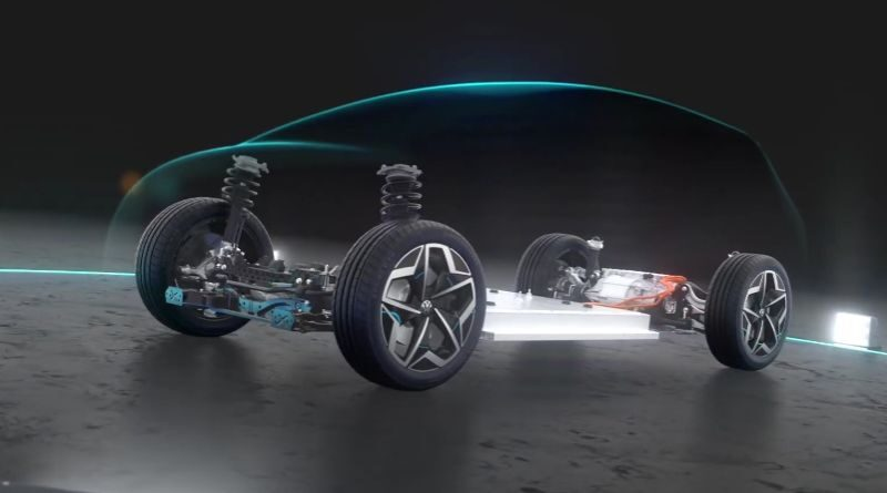 Differences and similarities between ICE and EVs