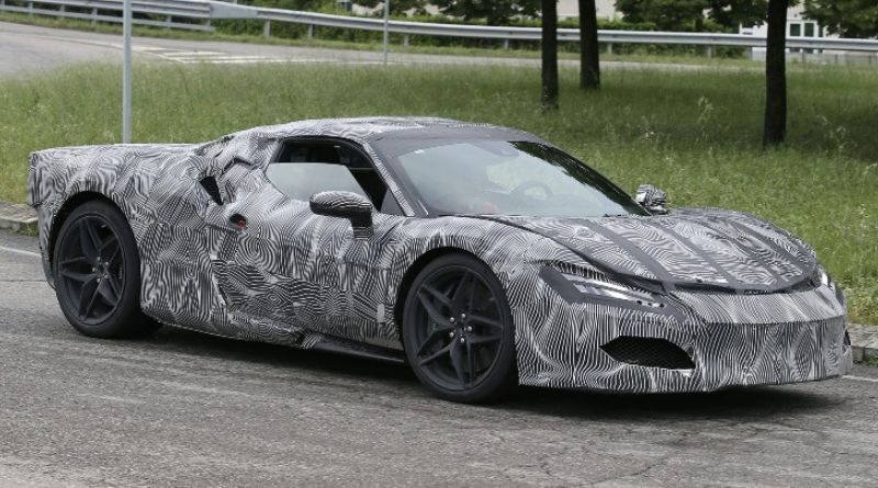 Ferrari in the new era of hybrid and electric cars
