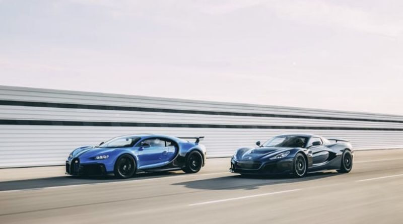 Bugatti and Rimac join forces for an exciting future
