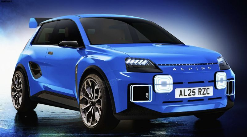 New electric Renault 5 will feature Alpine DNA