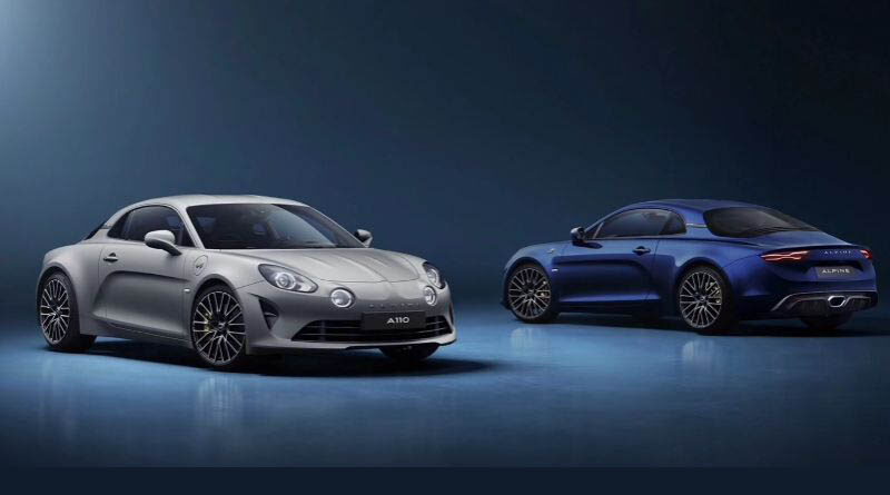 The return of Alpine as an exclusively electric brand